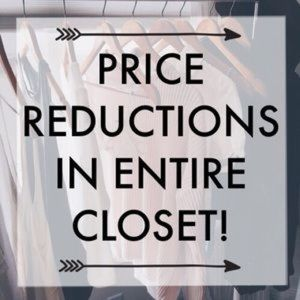Reduced Prices!!!